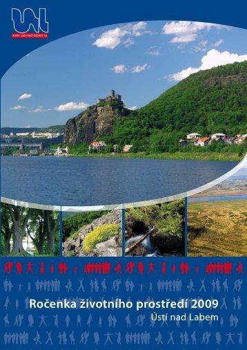 Ročenka životního prostředí 2009 - Statutární město Ústí nad Labem