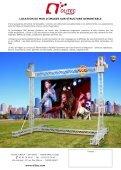 LOCATION ECRAN GEANT MOBILE A LED MUR D'IMAGES ... - Olitec - Page 2