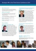 Strategic HR in the Third Sector Conference 2013 - VODG - Page 3