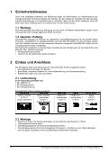 AMBUS IS - Sauter Automation AB - Page 2