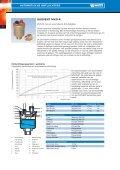 Automatische ontluchters - WATTS industries - Page 6