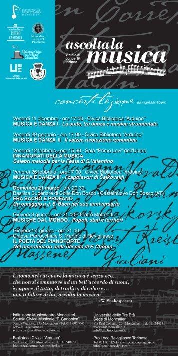 loc.-depl.20x40 ascolta la musica '09:Layout 1 - scuola civica musicale