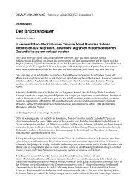 Der Brückenbauer - Bkk-bv-gesundheit.de