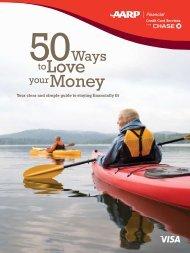 AARP 50 Ways to Love Your Money - Practical Money Skills