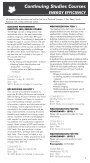 Continuing StudieS - Southern Maine Community College - Page 3