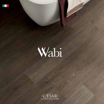 Wabi - Ceramiche Caesar
