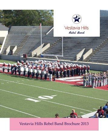 freshman brochure 2012 - Vestavia Hills City Schools
