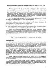 Národná stratégia trvalo udržateľného rozvoja - Úrad pre ...