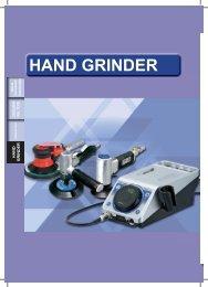 HAND GRINDER - Factory Max CO., LTD