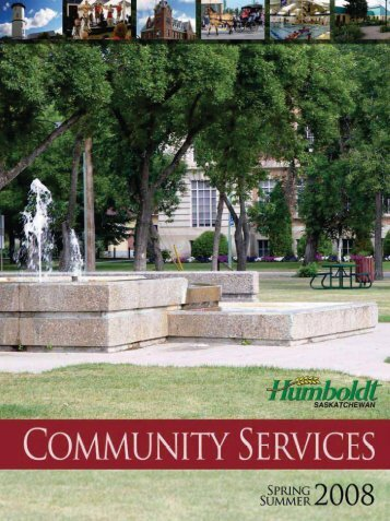 Community Services - City of Humboldt