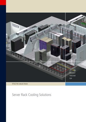 Server Rack Cooling Solutions - Stulz