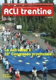 Acli Trentine MARZO 2004