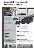 Katalog Ledhejseporte til garager fra Europas nr. 1 - ecostar.de - Page 2