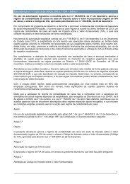Decreto-Lei n.º 71/2013 - 30/05 - Portal das Finanças