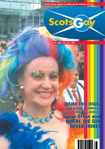 Light Issue 63a - ScotsGay Magazine