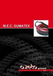 M.E.C. GUMATEX - A ZETA Gomma