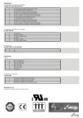 TEXA Pavarini Components Catalogo Completo 2012 - ITA - Page 7
