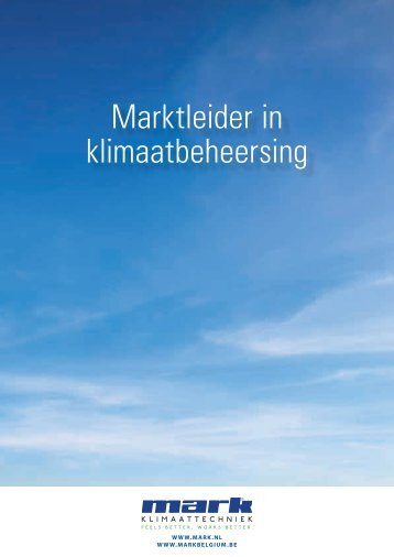 Download - Mark Klimaattechniek