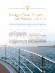 Navigate Your Dreams - Forbes Special Sections