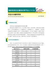 国家信息安全漏洞共享平台(CNVD) - 国家互联网应急中心
