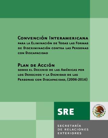Declaración del decenio de las Américas por los derechos y la ...