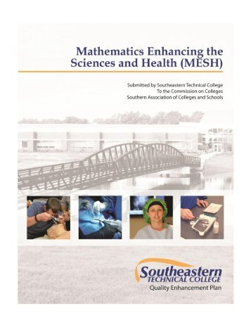 Click for PDF of QEP Document - Southeastern Technical College