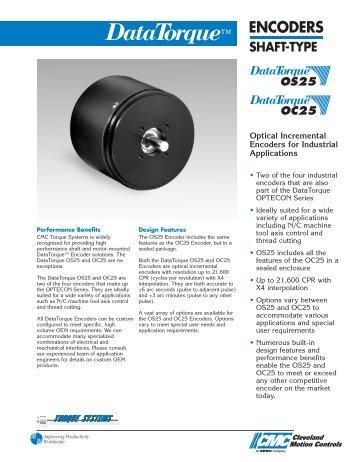 OC25/OS25 Datasheet