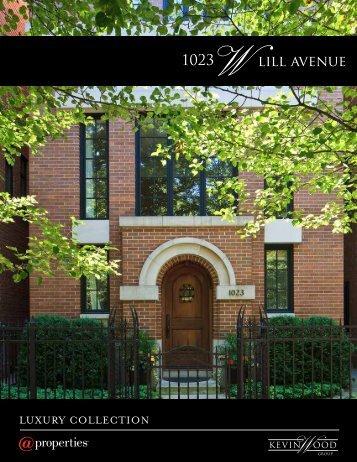 W lill avenue 1023 - Properties