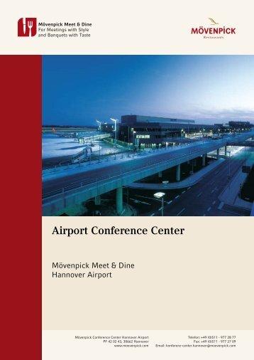 Airport Conference Center - Mövenpick Restaurants