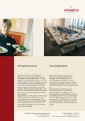 Airport Conference Center - Mövenpick Restaurants - Seite 3