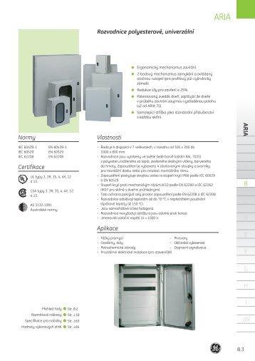 A B C D E F G H I J/X ARIA - ZPA Industry as