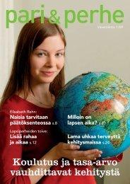 1/2009 - Väestöliitto