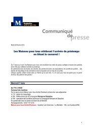 CP Carnavals des MPT 2012 - Montpellier