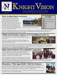 April 2013 - Norwin School District