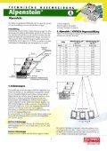 Technische Beschreibung - Alpenstein - Frühwald - wir geben ... - Page 3