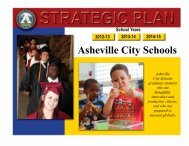 2012-15 Internal document.pdf - Asheville City Schools