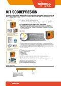 kit sobrepresión - Sodeca - Page 2