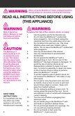SS20 - HAAN Multiforce User Manual - Page 4