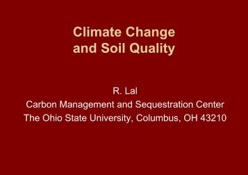 Rangeland soil quality physical and biological soil crusts for Soil quality pdf