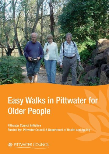 Easy Walks in Pittwater for Older People - Pittwater Council