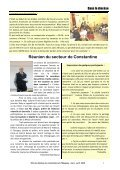 echo electronique mars avril 2010 - Église Catholique d'Algérie - Page 7