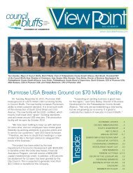 Plumrose USA Breaks Ground on $70 Million Facility - Council Bluffs ...