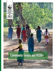 Community Tenure and REDD+ - WWF