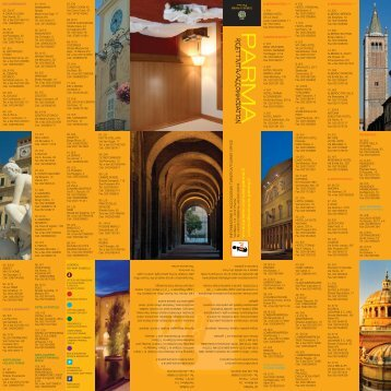 scarica il pdf (4,68mb) - Ufficio Turistico Comune di Parma