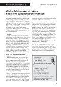Et blad for Førtids- og Folkepensionister - Greve Kommune - Page 5