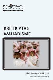 KRITIK ATAS WAHABISME - Democracy Project