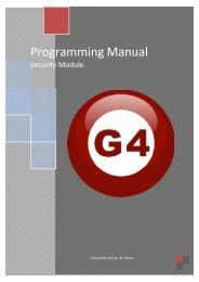 Security Module Programming Manual v.2.1 - Smart-Bus Home ...