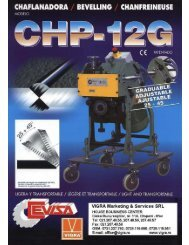 Cevisa CHP-12G - VIGRA MARKETING & SERVICES