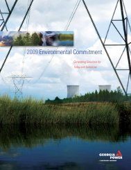 2009 Environmental Commitment