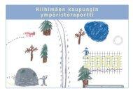 Riihimäen kaupungin ympäristöraportti 2003 - Riihimäki